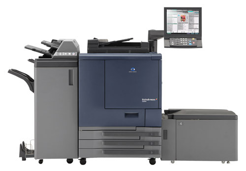 Imprimante Noir Et Blanc Couleur Konica C 6000
